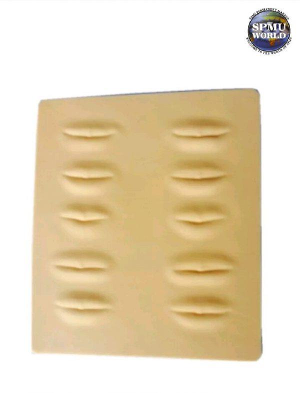 3D Practice skin sheets